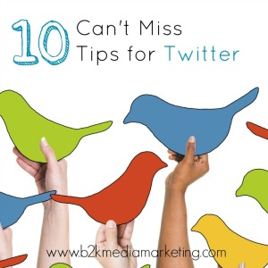 10 Tips for Twitter Users
