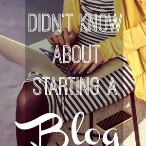 Before You Start a Blog: 5 Tips